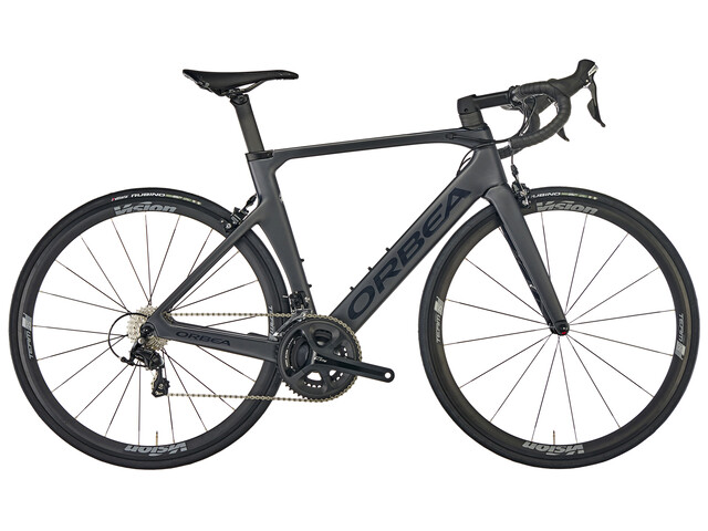 ORBEA Orca Aero M30Team Metal Black Satin-Gloss